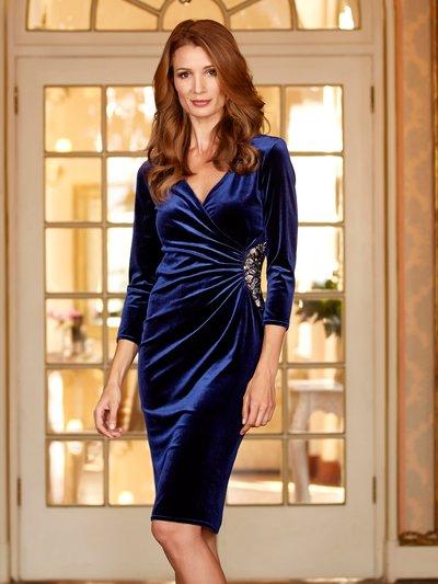 velour dress 2