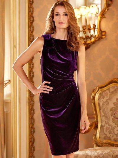 velour dress 3