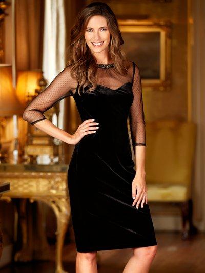 velour dress 4