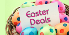 Easter deals Offer